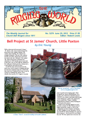 The Ringing World issue 5279