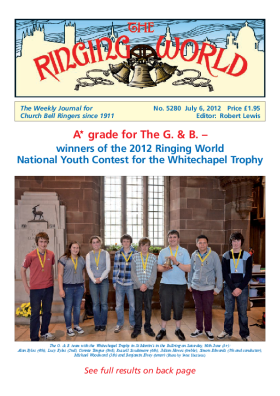 The Ringing World issue 5280