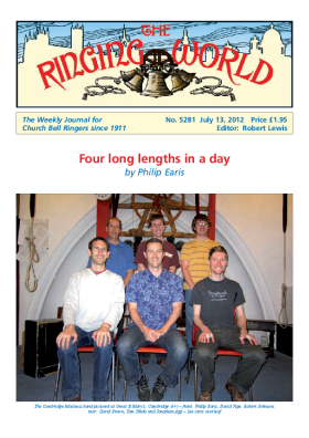 The Ringing World issue 5281