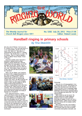 The Ringing World issue 5282
