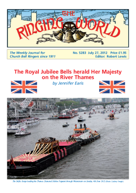 The Ringing World issue 5283