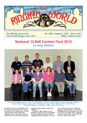 The Ringing World issue 5284