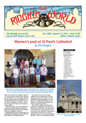 The Ringing World issue 5286