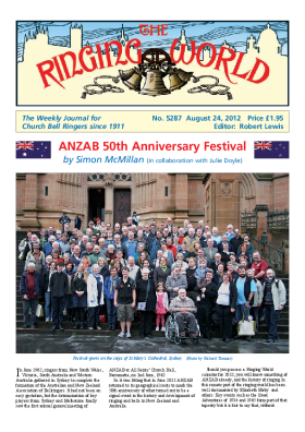 The Ringing World issue 5287
