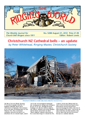 The Ringing World issue 5288