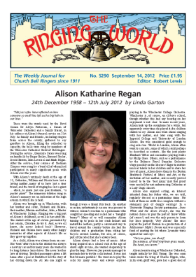 The Ringing World issue 5290