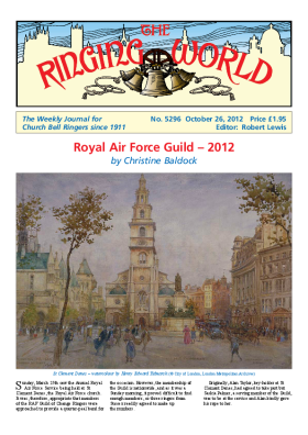 The Ringing World issue 5296
