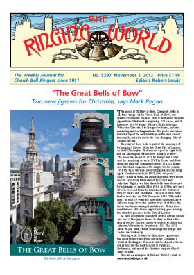 The Ringing World issue 5297