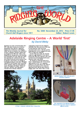 The Ringing World issue 5300