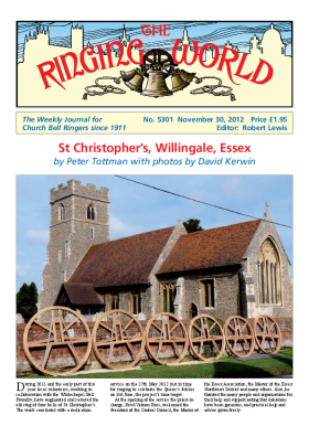 The Ringing World issue 5301