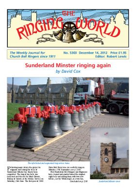 The Ringing World issue 5303