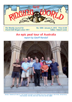 The Ringing World issue 5306
