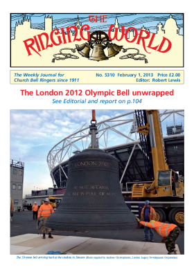 The Ringing World issue 5310