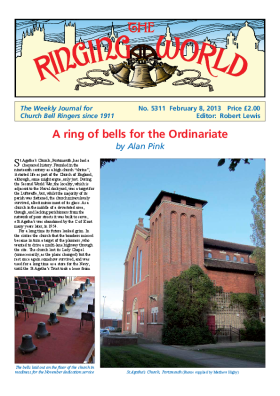 The Ringing World issue 5311