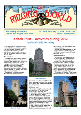 The Ringing World issue 5313