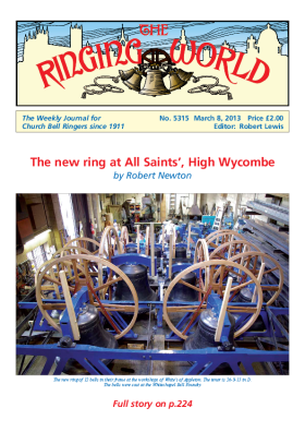 The Ringing World issue 5315