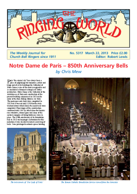 The Ringing World issue 5317