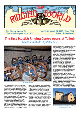 The Ringing World issue 5318