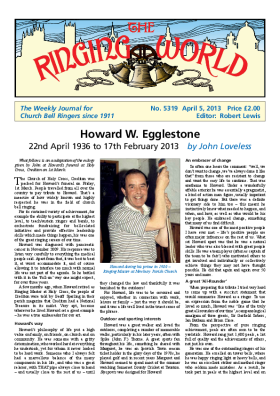 The Ringing World issue 5319