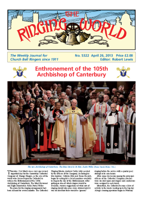 The Ringing World issue 5322
