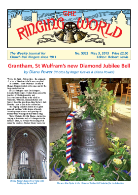The Ringing World issue 5323