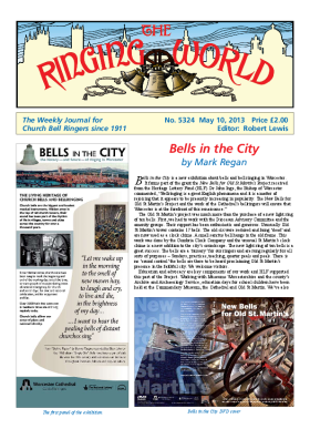 The Ringing World issue 5324