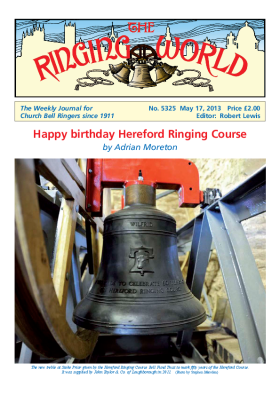 The Ringing World issue 5325
