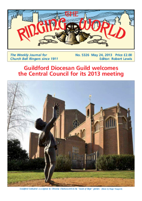 The Ringing World issue 5326