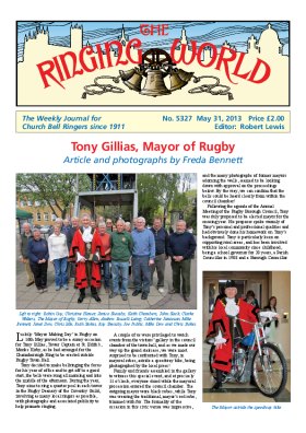 The Ringing World issue 5327