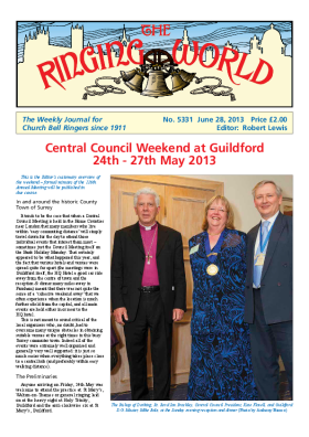 The Ringing World issue 5331