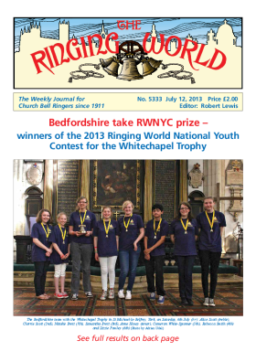 The Ringing World issue 5333