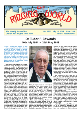 The Ringing World issue 5335