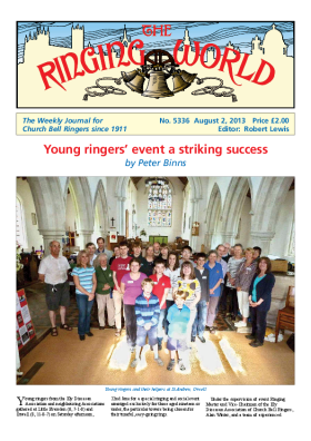 The Ringing World issue 5336