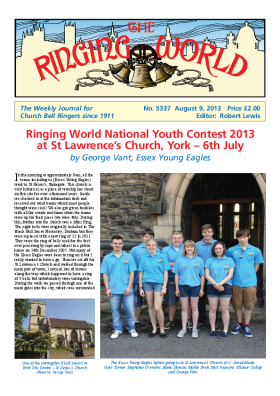 The Ringing World issue 5337