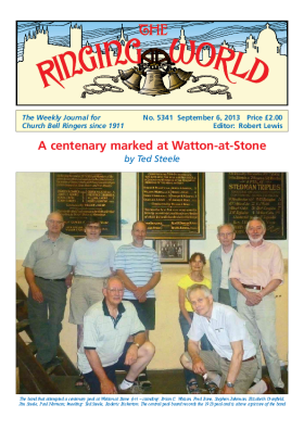 The Ringing World issue 5341