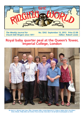 The Ringing World issue 5342