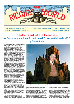 The Ringing World issue 5344