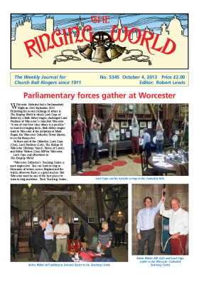 The Ringing World issue 5345