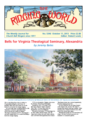 The Ringing World issue 5346