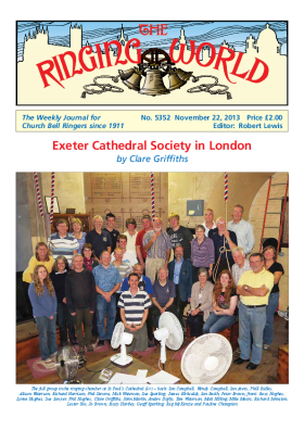 The Ringing World issue 5352