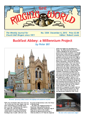 The Ringing World issue 5354