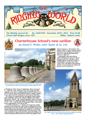 The Ringing World issue 5356