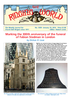 The Ringing World issue 5359