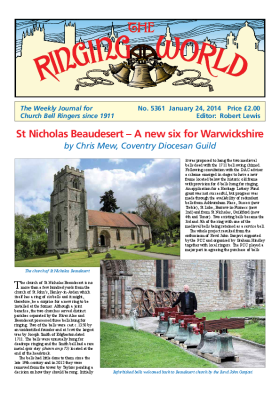 The Ringing World issue 5361