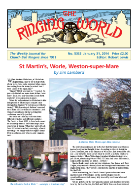 The Ringing World issue 5362