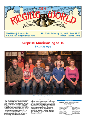 The Ringing World issue 5364