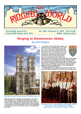 The Ringing World issue 5365