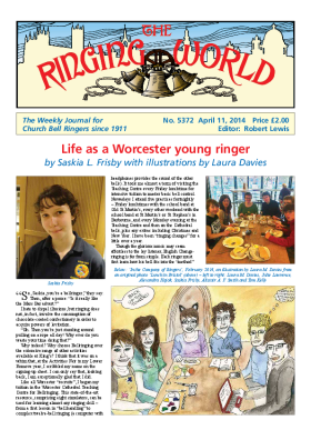 The Ringing World issue 5372