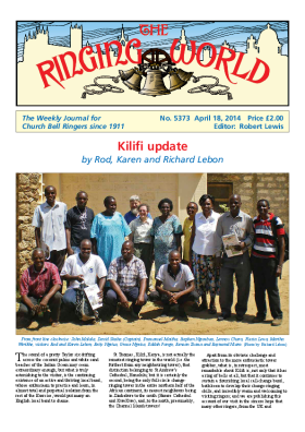 The Ringing World issue 5373