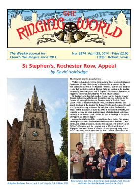 The Ringing World issue 5374